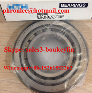 EC0.1 CR08B76 Tapered Roller Bearing 40x68x12/16mm