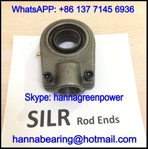 SILR35ES / SILR 35 ES Female Thread Rod End Bearing 35x80x113mm
