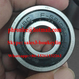 F-581062 Deep Groove Ball Bearing 16.5x43x13mm