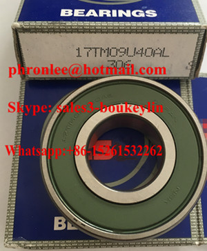 17TM09DDU Deep Groove Ball Bearing 17x39x11.18mm