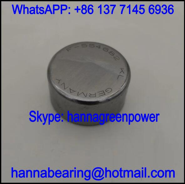 F-554682 KL / F-554682.KL Closed End Needle Roller Bearing