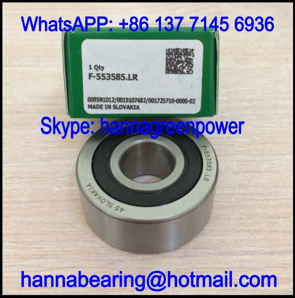 F-553585.LR Track Roller Bearing / F-553585 LR Cam Follower Bearing 15x40x15.9mm