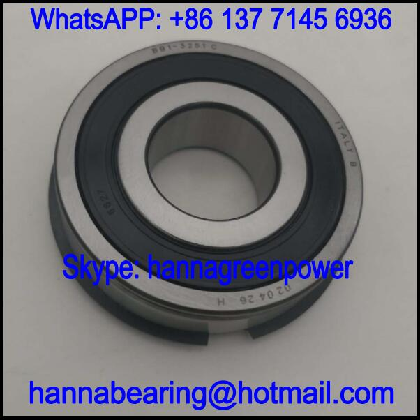 BB1-3251C / BB1-3251 C Automobile Deep Groove Ball Bearing 27x65x19mm
