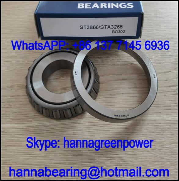 ST2866 Automotive Bearing / Tapered Roller Bearing 28*66*15mm