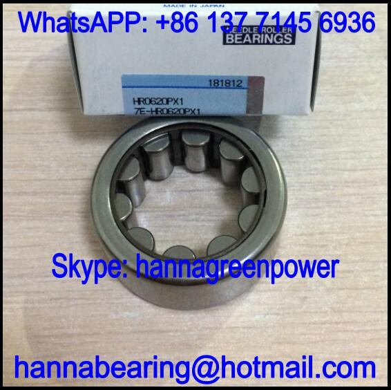 HR0620PX1 / HR0620 Automobile Cylindrical Roller Bearing 29x51x21mm