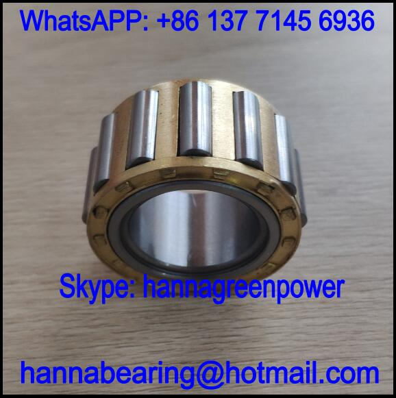 RN6/23MB/YA Automobile Bearing / Cylindrical Roller Bearing 23x39x21mm