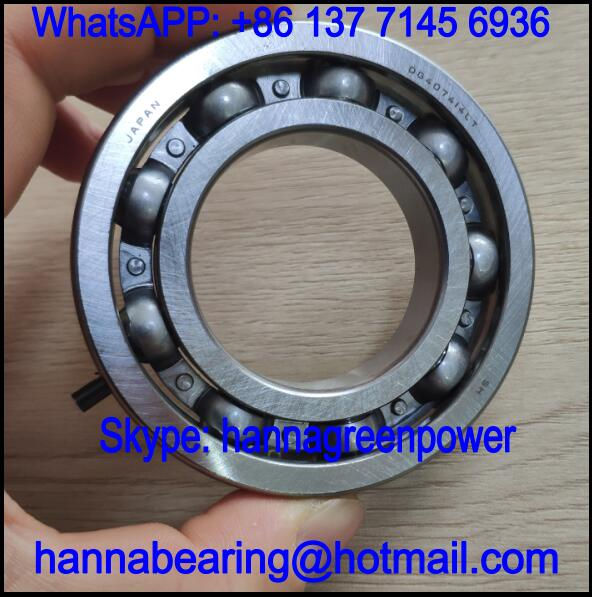 DG407414 Gearbox Bearing / Deep Groove Ball Bearing 40x74x13.95mm