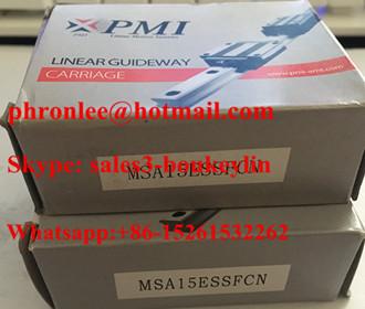 MSD12L Linear Guideway Carriage 24x40x14mm