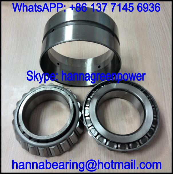 2097144E Double Row Tapered Roller Bearing 220x340x166mm