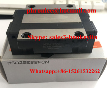 SME35LEASSFCN Linear Guideway Carriage 34x100x48mm