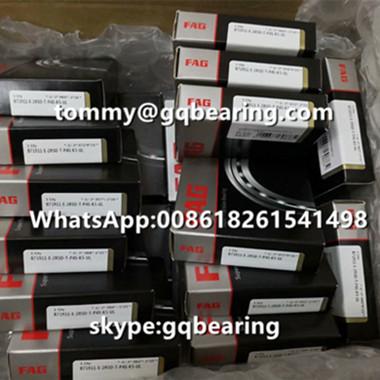 B71901-E-2RSD-T-P4S-K5-UL Super Precision Angular Contact Ball Bearing