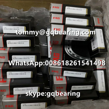 B71921-E-2RSD-T-P4S-K5-UL Super Precision Angular Contact Ball Bearing