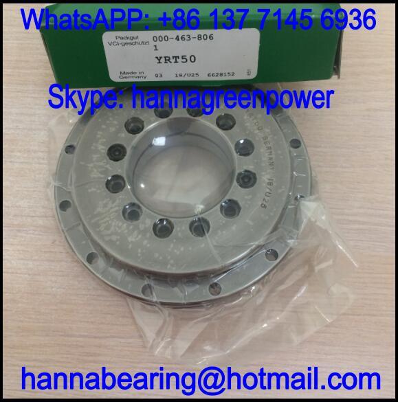 YRT50-C / YRT50C Rotary Table Bearing 50x126x30mm