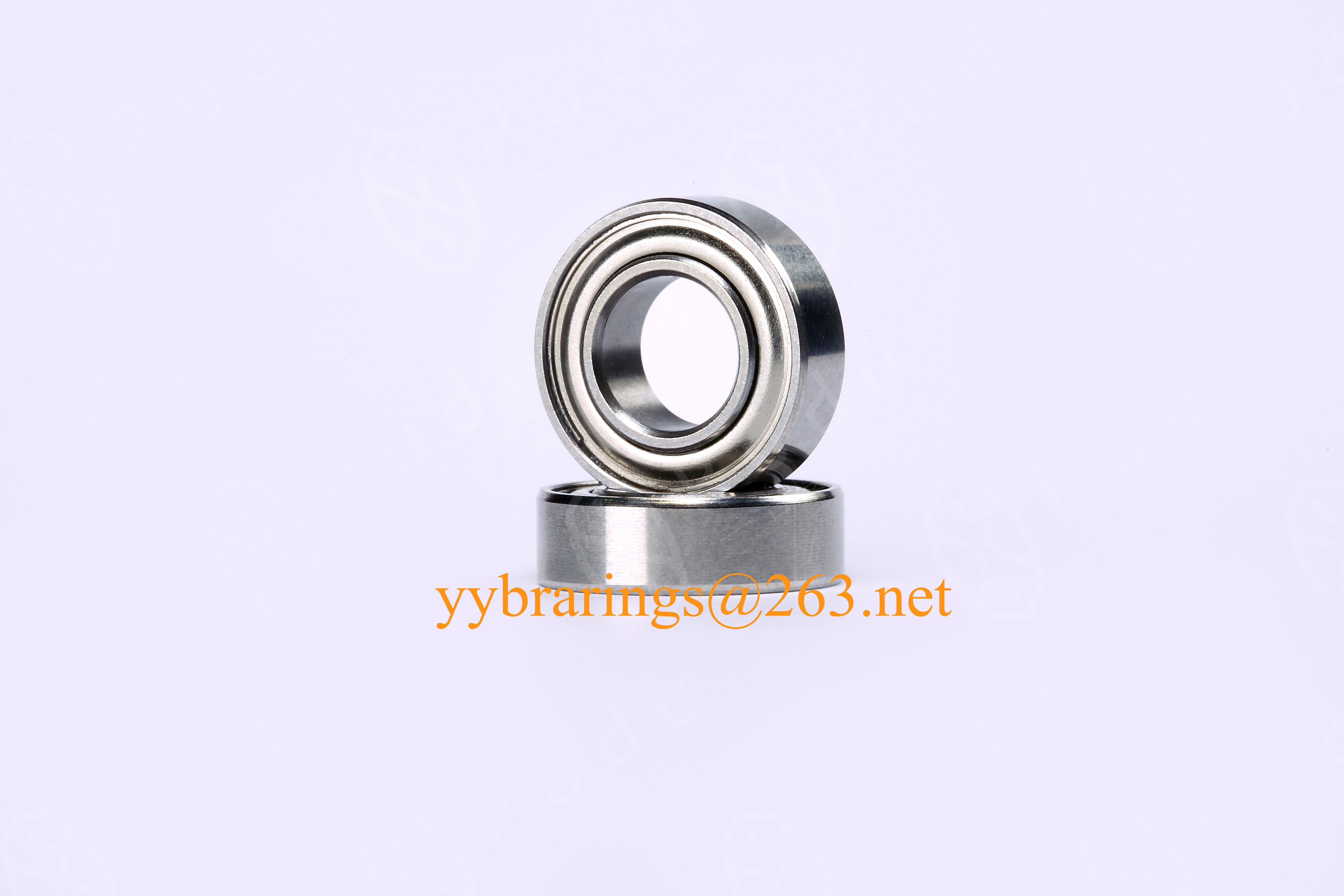 R188ZZ 6.35X12.7X4.762MM Bearing
