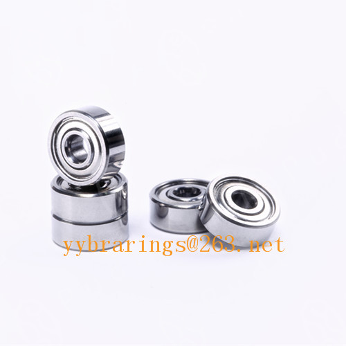 SMR117 ZZ 7X11X3MM Fishing Bearing Deep Groove Ball Bearing