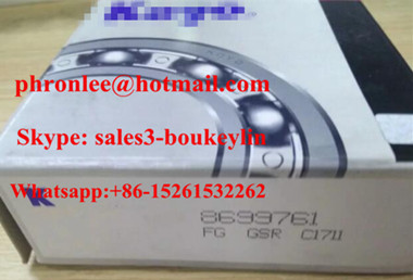 8699761 SH Angular Contact Ball Bearing 40.5x88x26/32.5mm
