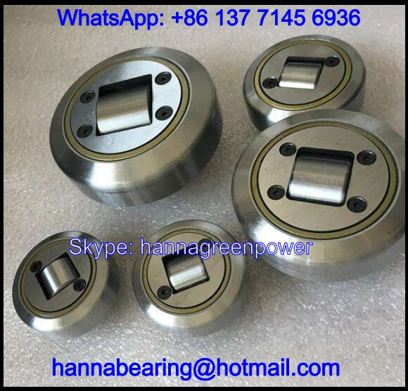 4.457 / 4457 Eccentric Adjustable Combined Bearing 40x78.3x41.5mm