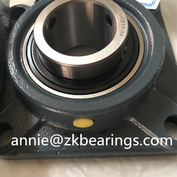 UCF211 Pillow Block Bearing F211 Insert Ball Bearing F211 Housing