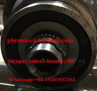 F-809282.1 Deep Groove Ball Bearing 32.5x90x27/33mm