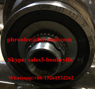 OAW 331 133 Deep Groove Ball Bearing 32.5x90x27/33mm