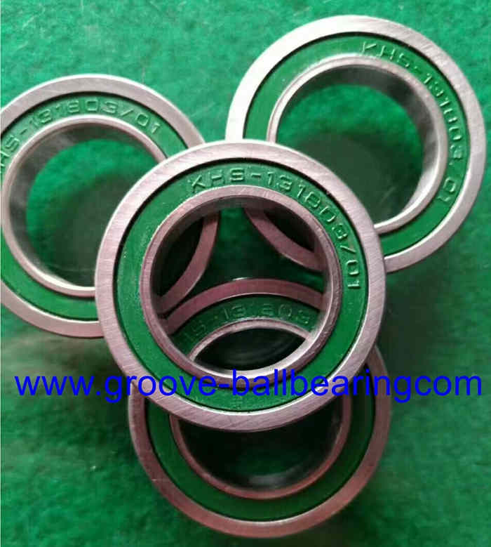 KHS-131803/01 Food Machinery 21.3*35*7mm Deep Groove Ball Bearing