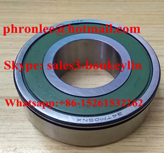 35TM24 Deep Groove Ball Bearing 34x72x21mm