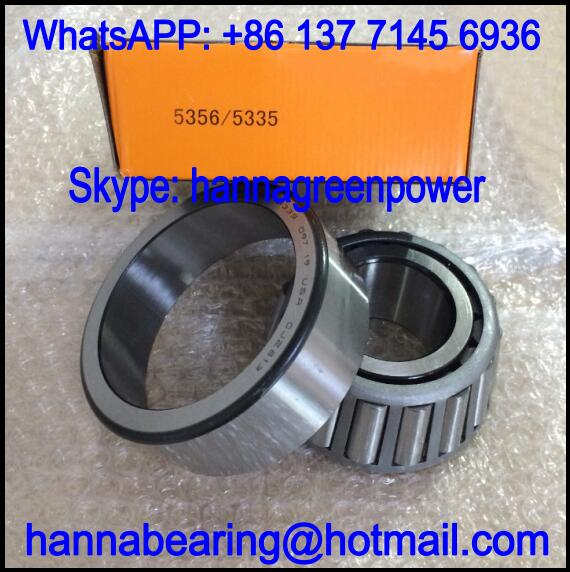 5356/5335 Single Row Tapered Roller Bearing 44.45x103.188x43.658mm
