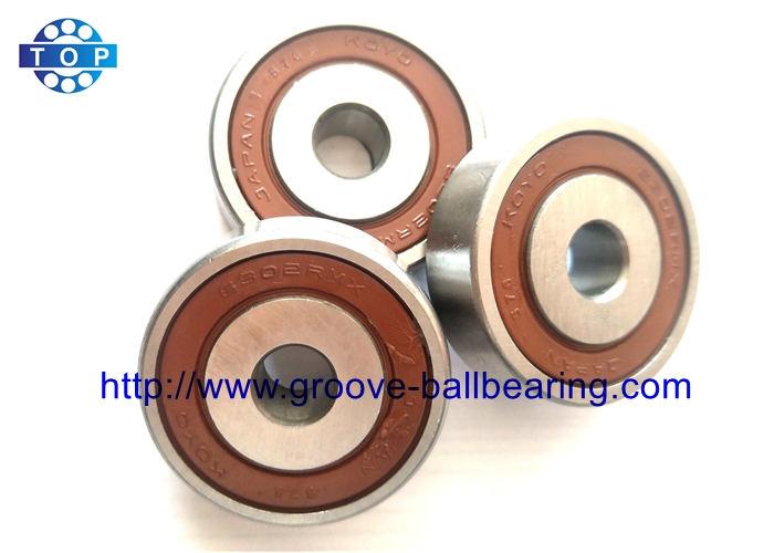6302 RMX Sealed Ball Bearings 6302RMX Size 10*42*13mm