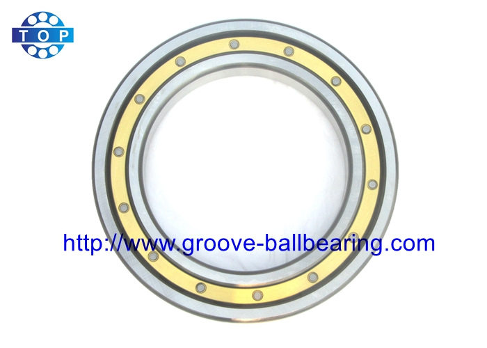 Brass Cage 61836M Deep Groove Ball Bearing 6836M 1000836H