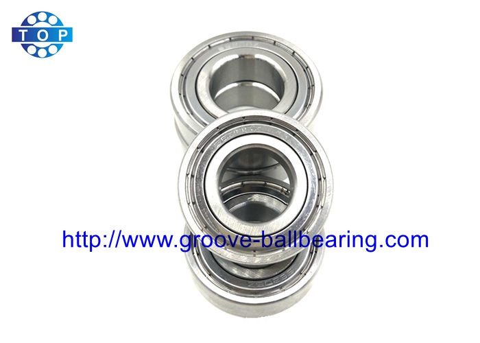 S6205zz 440 Stainless Steel Deep Groove Ball Bearing 25x52x15mm