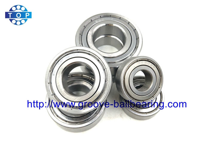 S6208 ZZ Stainless Steel Deep Groove Ball Bearing 40x80x18mm
