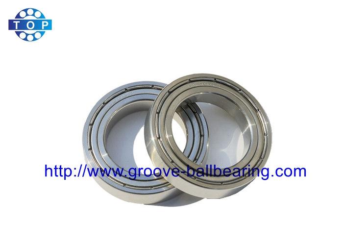 S6006zz Stainless Steel 440 Ball Bearing 30x55x13mm