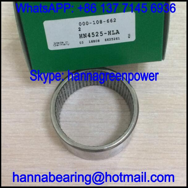 HN4525-HLA / HN4525HLA Full Complement Needle Roller Bearing 45x52x25mm
