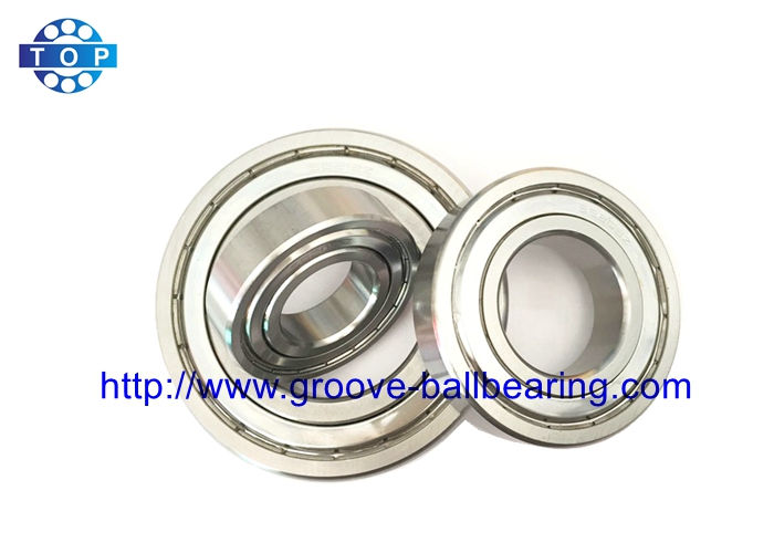 S6203ZZ S6204ZZ Stainless Steel Deep Groove Ball Bearing