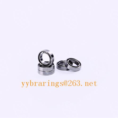 MF63 3X6X2MM RC motor Flanged Bearing