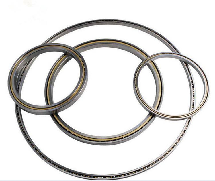 KB025CP0 63.5*79.375*7.9375mm Thin section ball bearings