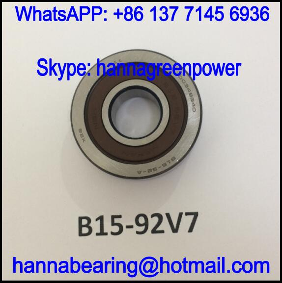 B15-92V7 Automotive Bearing / Deep Groove Ball Bearing 15x40x11mm