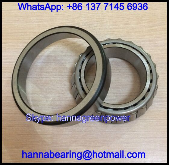 31314J2/QCL7A Single Row Tapered Roller Bearing 70x150x38.7mm