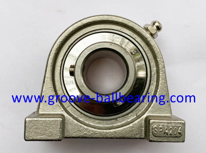 SUCPA204 Stainless Steel Pillow Block Bearing