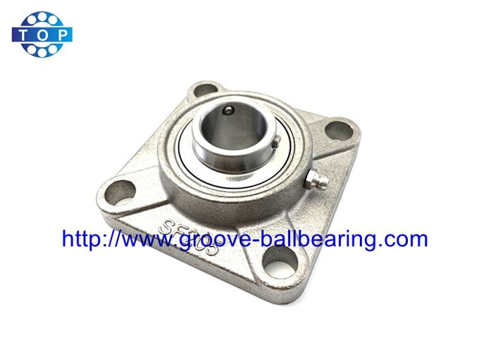 Stainless Steel SUCF205-16 Mounted 1 Inch Pillow Block Bearing