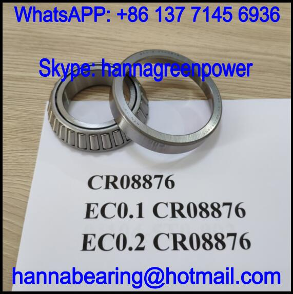 EC0.1 CR08876 / ECO.1 CR08876 Automobile Gearbox Bearing 40x68x16mm