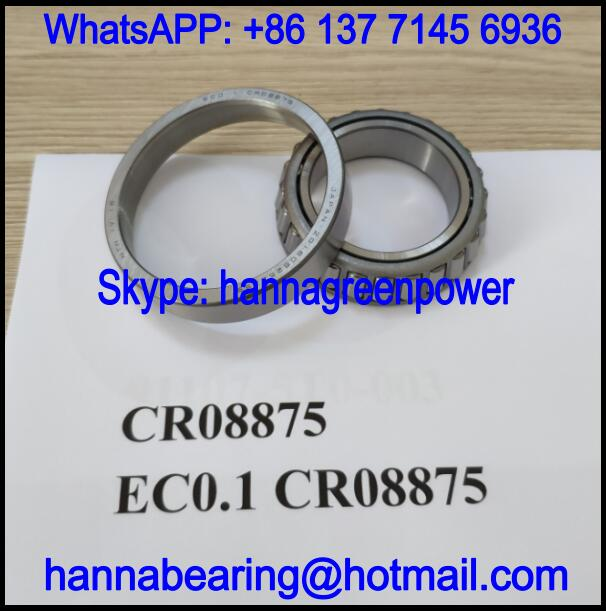 CR08875 Automobile Bearing / Tapered Roller Bearing 40x65x15.5mm
