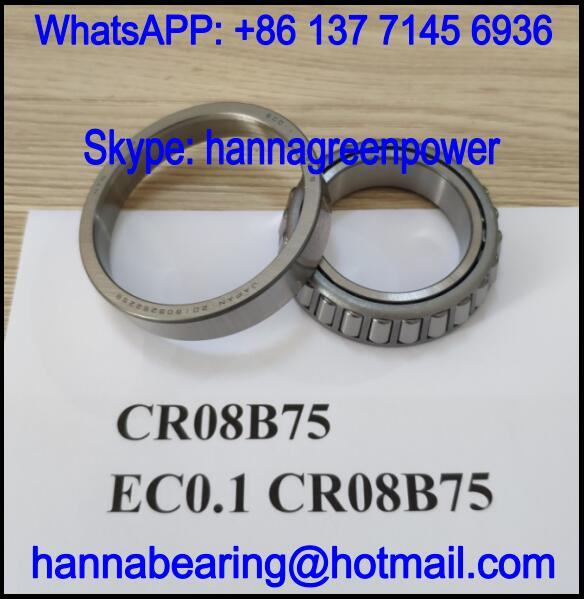 CR08B75 Automobile Bearing / Gear Box Bearing 40x65x15.5mm