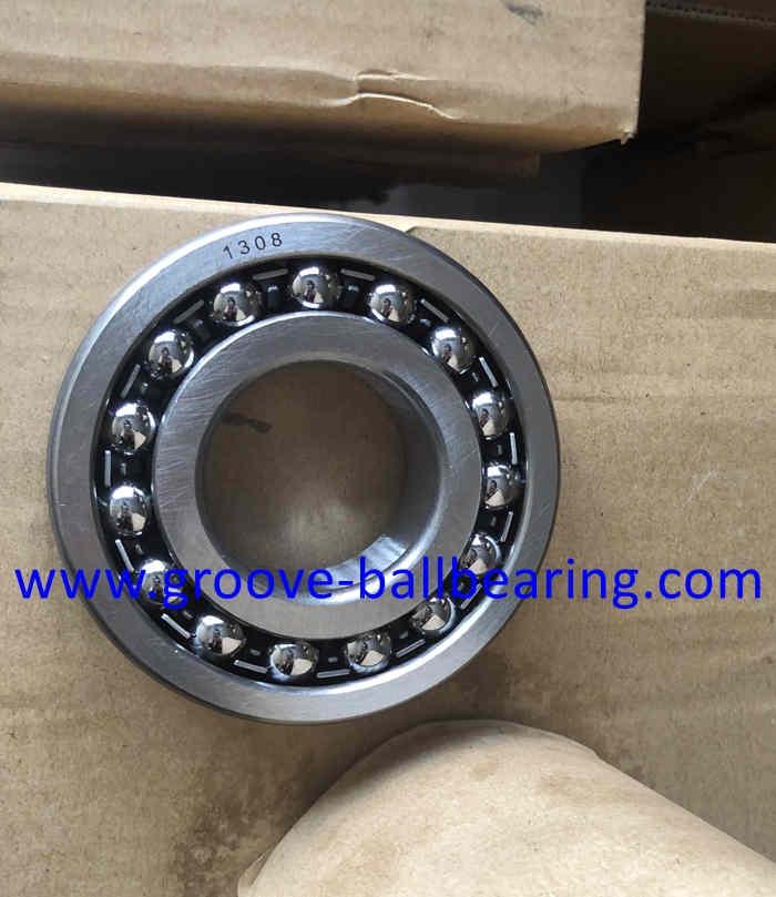 40x90x23 Self Aligning Ball Bearing 1308