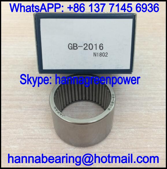 GB-2 / GB2 Full Complement Needle Roller Bearing