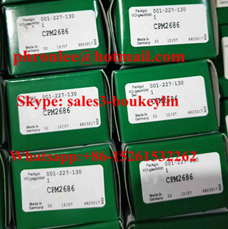 CPM2653 Cylindrical Roller Bearing 100x139.65x37mm