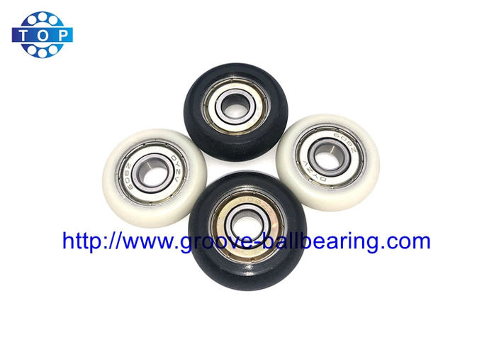 608ZZ Nylon Plastic Embedded 608 Ball Bearing