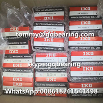AZK20354.5 bearing Thrust Needle Roller Bearings
