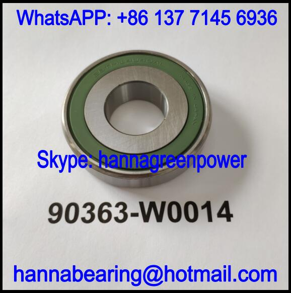 90363-W0014 Automotive Bearing / Deep Groove Ball Bearing 28*69*15mm