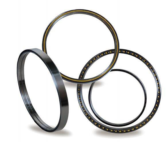 JA025XP0 63.5*76.2*6.35mm thin section ball bearing thin section bearings factory